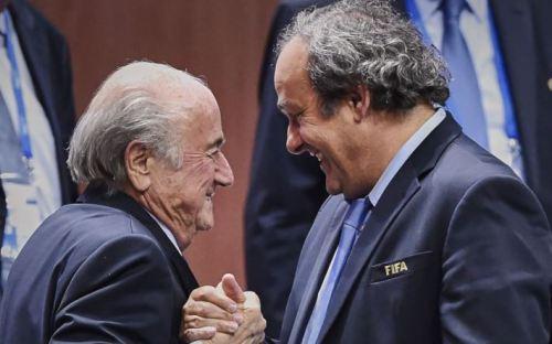 Комітет з етики ФІФА викинув Блаттера і Платіні з футболу на 8 років