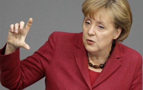 Башар Асад должен быть отстранен от власти, заявила Ангела Меркель