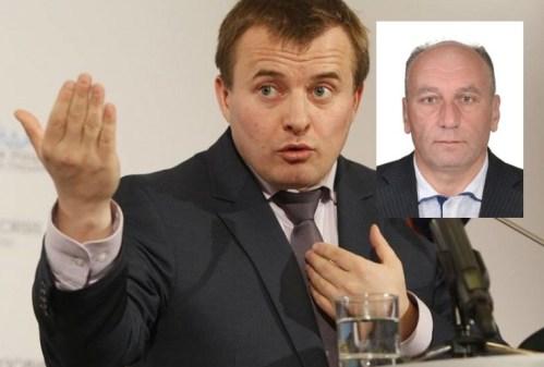 Міністр енергетики Демчишин надав посаду регіоналівському злодію володимиру гладуну