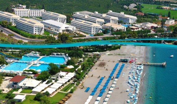Тур в Турцию, Кемер, Daima Resort Otel 5* от 843$