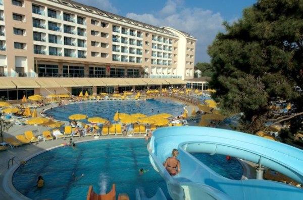 Тур в Турцию, Сиде, отель Laphetos Beach Resort & Spa 5* от 753$