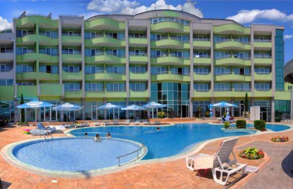 Тур в Болгарию, Несебр, Arsena Hotel 4* от 395EUR