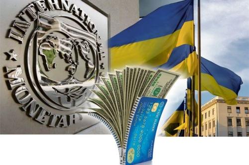 МВФ погіршив прогноз падіння економіки України в 2015 році з 9% до 11%