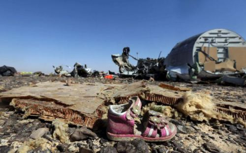 Кривавий диктатор путін підтвердив, що катастрофа лайнера А321 над Синаєм – це помста росіянам за війну в Сирії