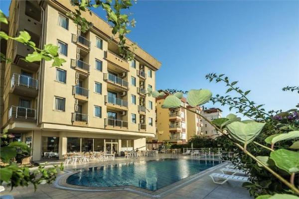Тур в Турцию, Анталия, Santamarina Hotel 4* от 753$