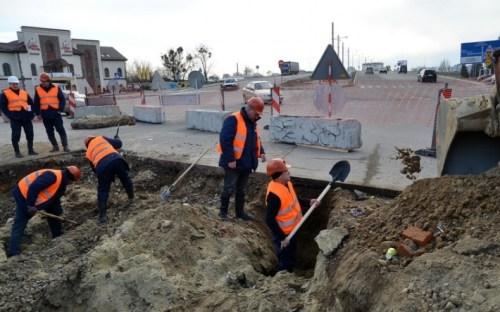 Путляндія розвалюється – у Москві через брак коштів обвалився підземний перехід