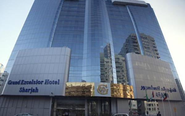 Тур в Объединённые Арабские Эмираты, Grand Excelsior Hotel Sharjah 5* от 1182$