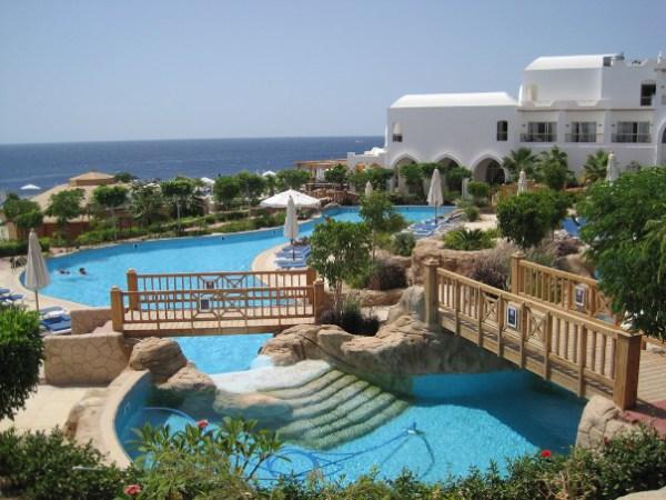 В Шарм-Эль-Шейх с вылетом из киева на майские: Melia Sharm Resort & SPA