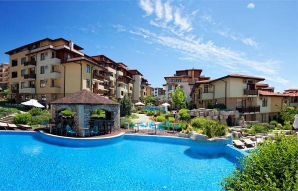 Тур в Болгарию, Sveti Vlas, Garden of Eden Hotel 5* от 508EUR