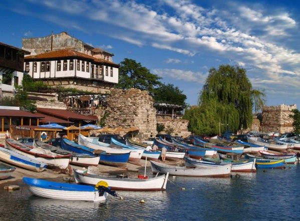 Тур в Болгарию, Ривьера Нессебр 3* от 308EUR