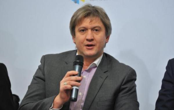Міністром фінансів призначено заступника голови Адміністрації президента Олександра Данилюка