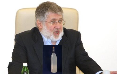 Коломойський давав скандальне інтерв'ю в стані сильного алкогольного сп'яніння