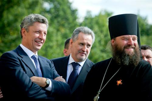 Бойко, Фірташ і Мартиненко хочуть відібрати в українців ще 3 млрд доларів