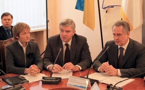 Посіпачка фірташа і хорошковського вимагає в України податкових канікул