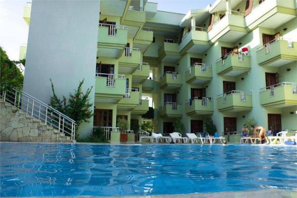 Тур в Турцию, Кемер, Ares City Hotel 3* от 736$