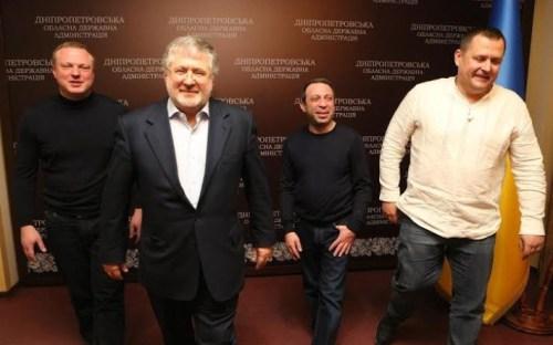 Врешті-решт прокуратура затримала посіпаку головного шахрая України бенджамена-коломойського