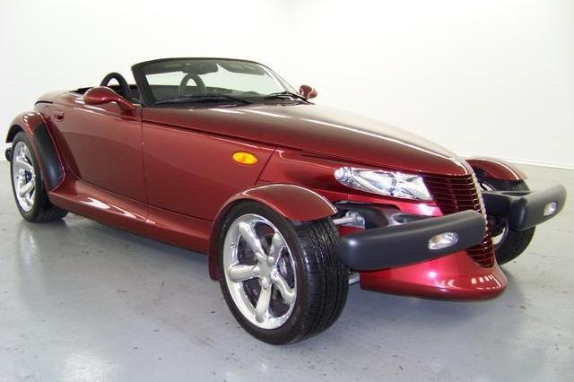 Chrysler Prowler Roadster Candy Red продається в Києві