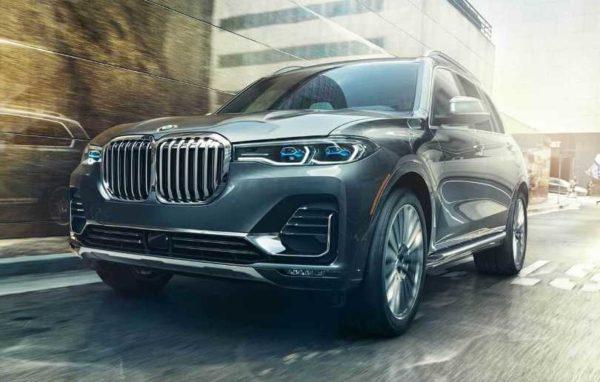 BMW X7 xDrive40i 2019